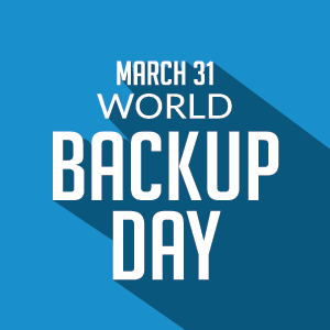 World Backup Day Special Offer