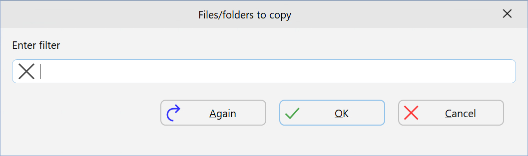 Using SyncBackPro > Technical Reference > Filter Settings
